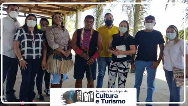 Secretária de Cultura realiza visita à  municípios da região Sul para fortalecer o Turismo.