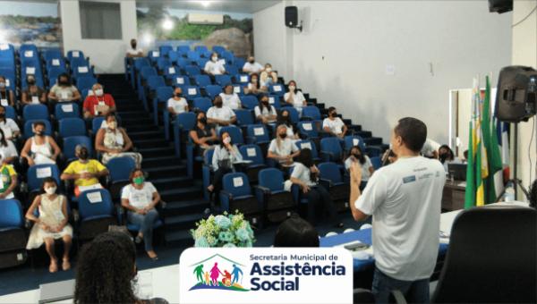 REALIZADA A 8ª CONFERÊNCIA MUNICIPAL DE ASSISTÊNCIA SOCIAL
